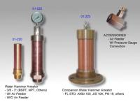 水锤吸收器
