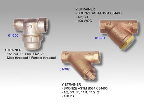 Strainer / Y-Strainer