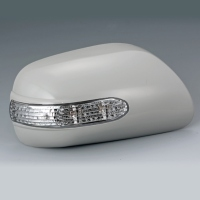 LED Turn-Indicator Housing On Side-View Mirror
