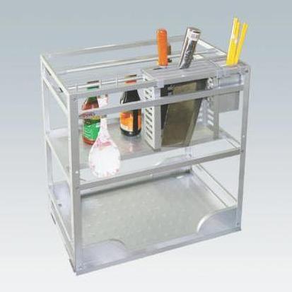 Multippose Drawer Basket