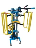 多功能油壓彈簧避震器拆裝器 DE.PAT. 20 2015 107 157 TW PAT. M518188  CE