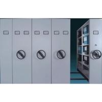 Cens.com 机械式移动密集档案文件柜 广智名峰钢具孖宝喷涂设备厂