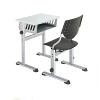 Desk and Chair for Multimedia Teaching
