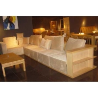 Cens.com Wood Sofa DONGGUAN CRAFIT FURNITURE INDUSTRIAL CO., LTD.