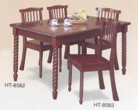 餐桌和餐椅