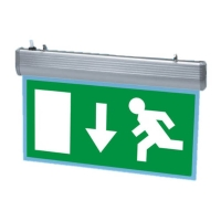 Emergency Exit Box / Emergency Light for fire Protection