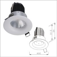 Quality Ensurance IP44 Bathroom Recessed LED Lighting Fixture