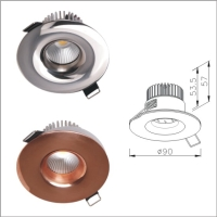 IP44 4W COB LED Spot Light