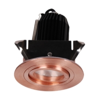 Recessed Copper COB LED down Light