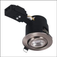 Tiltable LED Down light Kit with Driver and Terminal