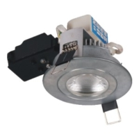 P 44 led down light integrated with DRIVER