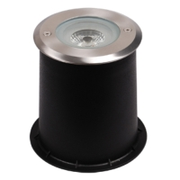Low Voltage High Power Outdoor Inground COB LED Light