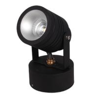 IP65 Black Outdoor Wall Light LED Spot Light