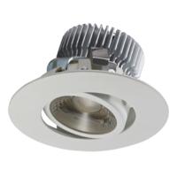 Aluminum 7W 500mA COB LED down light
