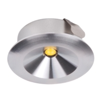 Mini Cabinet Light Recessed shelf light
