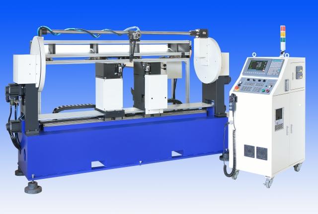 CNC 电脑线材折弯机