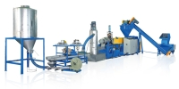 Cens.com PE Waste Plastic Recycling Making Machine JIN KUO HUA PLASTIC MACHINE CO., LTD.