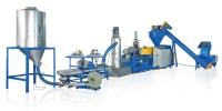 PE Waste Plastic Recycling Making Machine