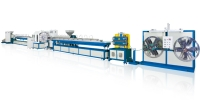 Cens.com PVC Reinforced Hose Making Machine JIN KUO HUA PLASTIC MACHINE CO., LTD.
