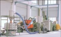 PP + CaCo3 膠粒製造設備