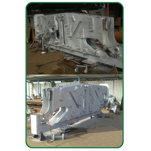 Steel sheets/plates rolling &  cooling machinery