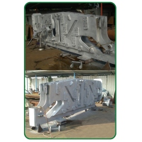 軋鋼滾壓冷卻機械單元