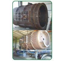 Steel mill ladle