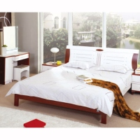Cens.com Wood Bed 三叶家俬