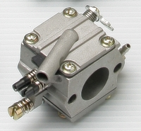 Carburetors for agricultural machines