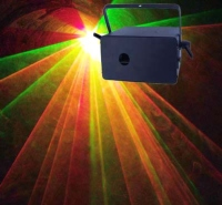 Three Color Laser Stage Light