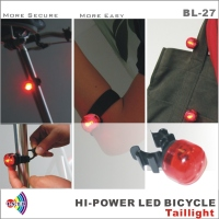 LED Bicycle Taillight