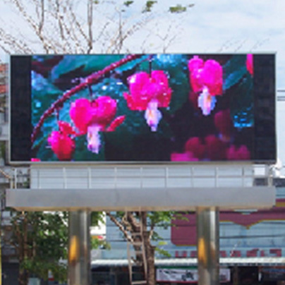 Outdoor Full-colors LED