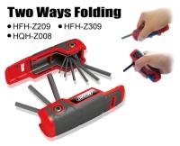 Two Ways Folding