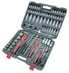 "40PCS 1/2""Dr. Impact Socket Set"
