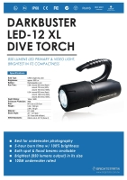 DARKBUSTER LED-12 XL