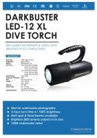 DARKBUSTER LED-12 XL