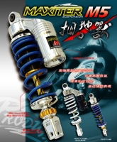 MAXITER M5 nitrogen-filled shock absorber