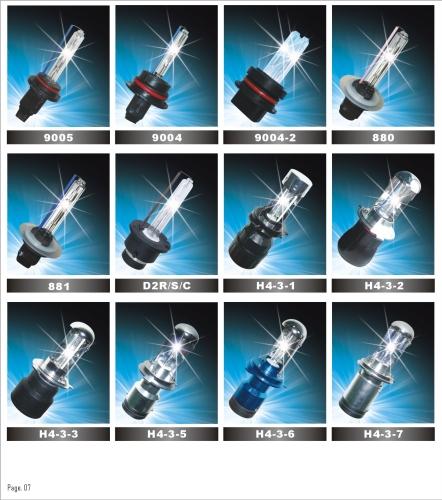 HID bulb
