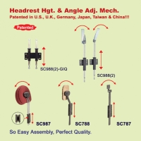 Cens.com Headrest & Mech ROYAL FURNISHINGS & COMPONENTS CO., LTD.