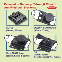 Cens.com Arm mounting bracket ROYAL FURNISHINGS & COMPONENTS CO., LTD.