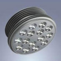LED Flush Mounted Ceiling Lamp