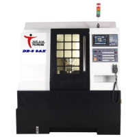 4、5 Axis High-Speed Processing Machining Center