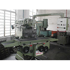European-Style, Horizontal Milling Machines