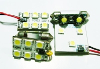 SMD Type LED Dome Light.