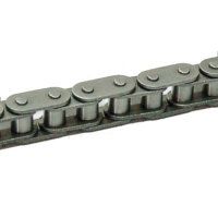 Roller Chains with Straight Side Plates