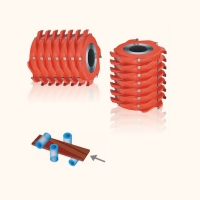 Cutter Helical Planing Cutter(Welded)