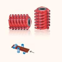 刀具焊接式螺旋平刀