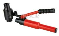 Hydraulic punch driver(punching head rotates 360)