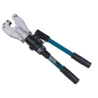 Hydraulic crimping tool.