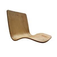One-Piece-Formed Bentwood Seats And Backrests